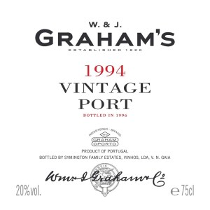 Grahams_Vintage_1994_label