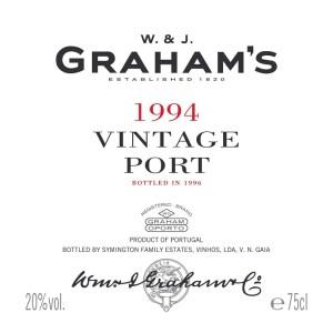 Grahams_Vintage_1994_label