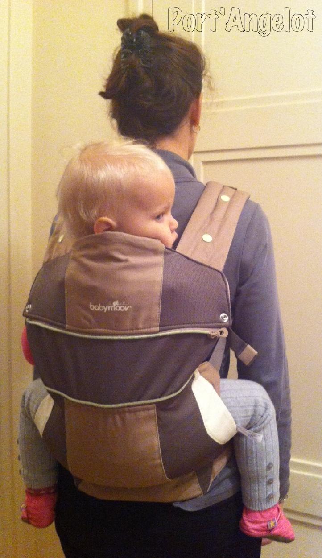 un tout nouveau porte bebe physiologique faire son entree dans les magasins de puericulture le babymoov surtout connu pour leurs echarpes au depart