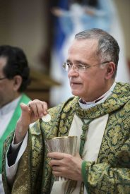 Monseños Silvio Baez
