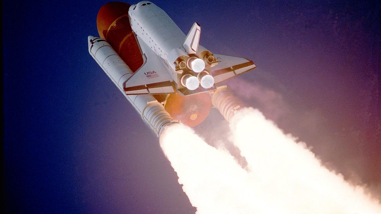 kennedy space center transportation