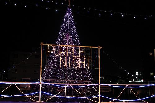 purple night10