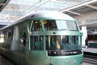博多駅に電車を見に行く