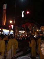 2016太宰府天満宮神幸式大祭お下りの儀。