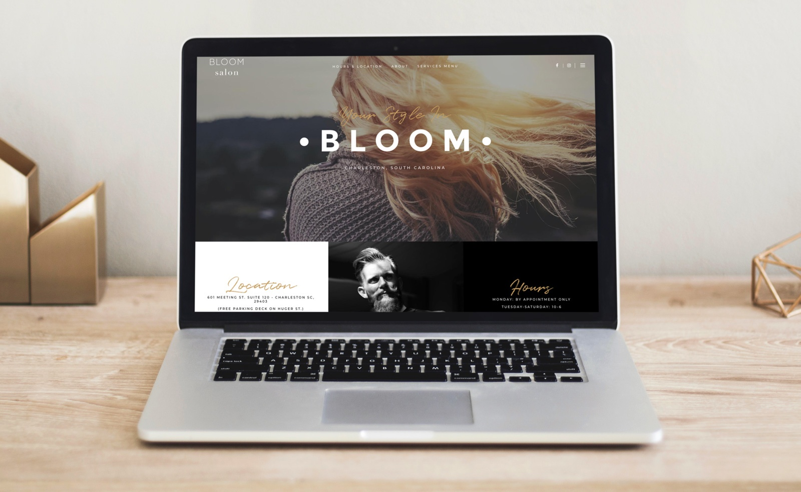 Bloom Salon Charleston