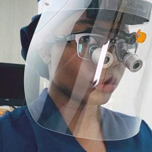 Dr. Lydia Face Shield