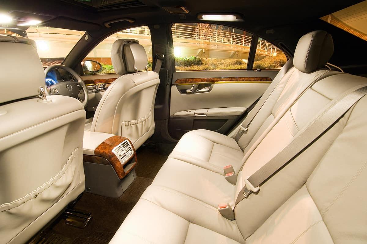 Portcullis Executive Travel | Mercedes Benz S-Class Limousine Comfort