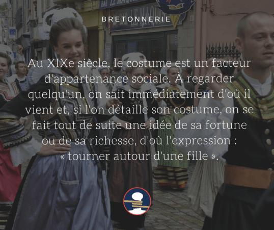 Bretonnerie : le costume traditionnel breton