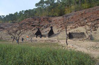Village engloutie de Guerlédan