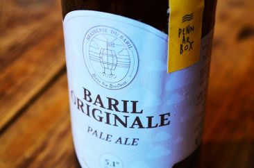 Baril Original façon Pale Ale
