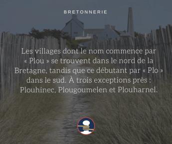 Bretonnerie #29 : Les noms de villages bretons