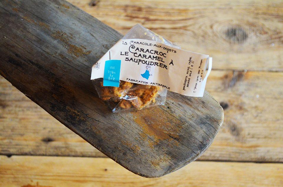 Caracroc le caramel à saupoudrer, difficile d'arrêter d'en picorer !
