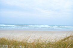 La plage de Tronoën, spot de surf dans le Finistère (29)