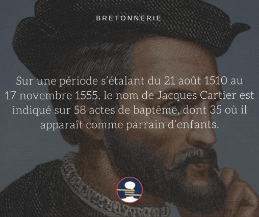 Bretonnerie : Jacques Cartier, le stratège social