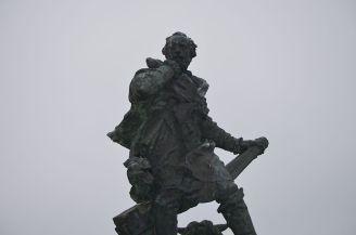 Jacques Cartier en pierre et sans os