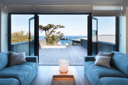 Saint-Malo (35) : appartement de luxe avec vue mer, là aussi petite vue