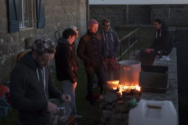 Une aventure conviviale en Bretagne