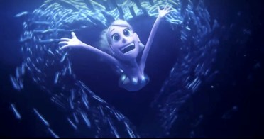 Le spot publicitaire de la SNSM, une histoire d'amour sous l'eau