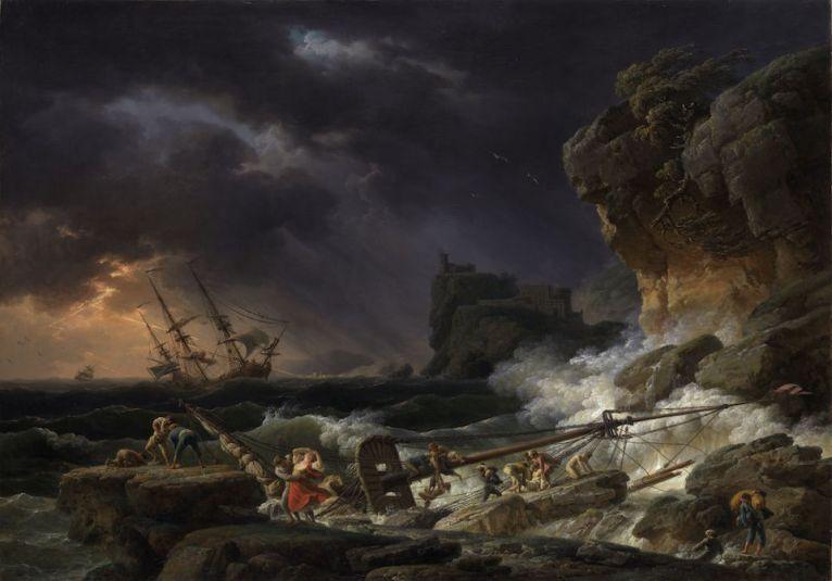 Superstition chez les marins pour éviter la tempête