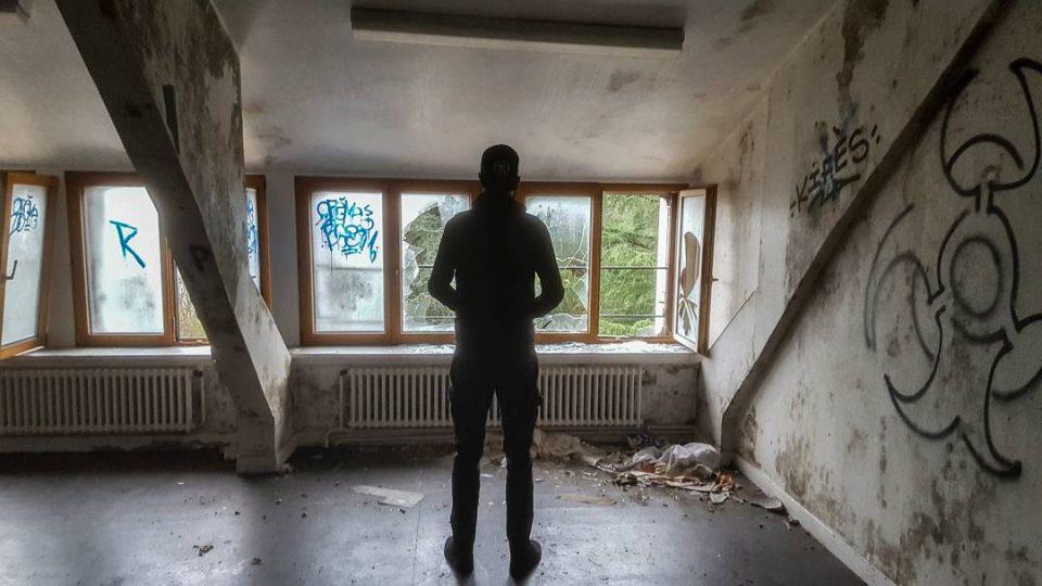 Expédition dans un hôpital abandonné