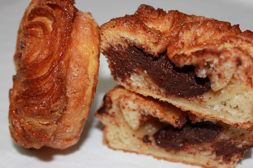 L'enfer gastronomique existe : kouign-amann coulant de beurre