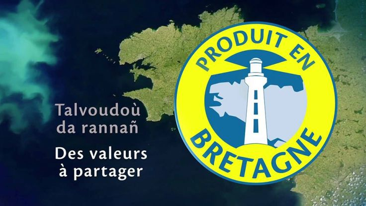 Produit en Bretagne : des valeurs à partager