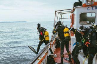 Initiation à la plongée avec le Club Léo Lagrange (29)