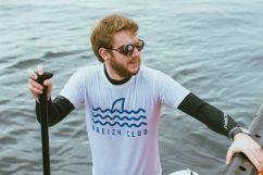 Préparation psychologique pour quitter le bateau du Club Léo Lagrange (29) !