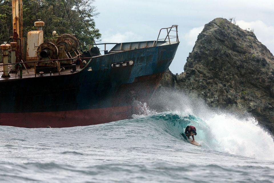 Surfer et avoir de la suite dans les idées