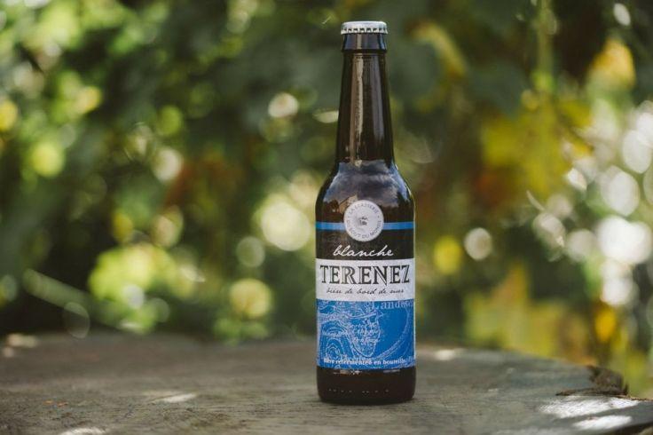La Terenez blanche : la bière du bout du monde