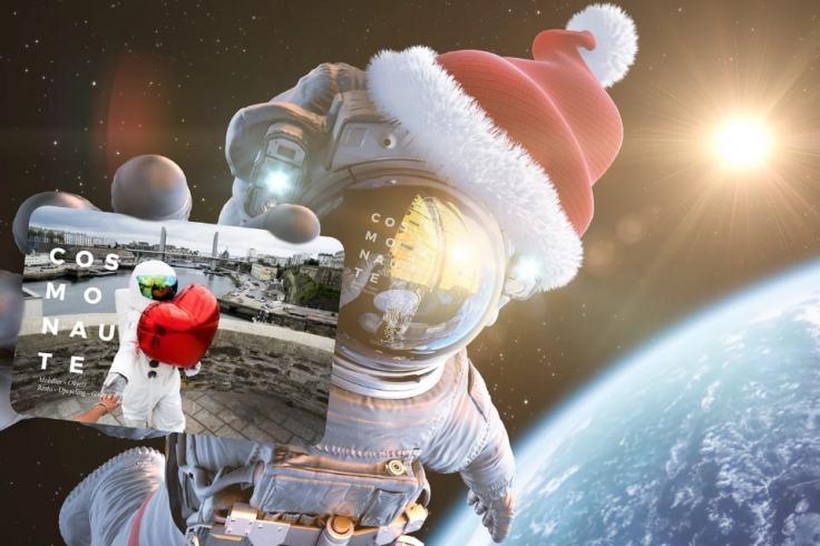 Offrir un cadeau interstellaire pour Noël, avec le concept store Le Cosmonaute (Brest 29)