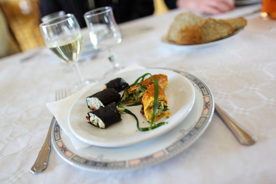 Cuisines aux algues avec Pierrick Le Roux , une expérience bretonne