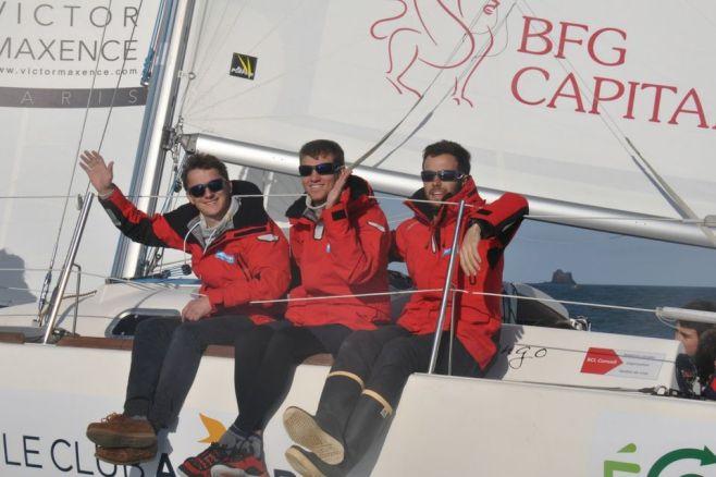 Une traversée de l'Atlantique au Sextant et en équipe