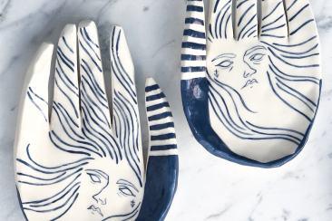 Céramique main