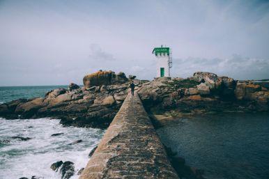 L'explorateur : le phare de la pointe de Trévignon et ses environs