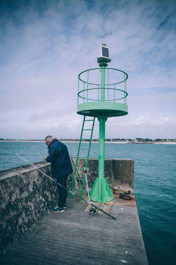 La Pointe de Trévignon, paradis pour les pêcheurs ?