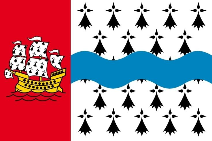 Eh oui le pays nantais est bien l'un des bastions du trône de Bretagne