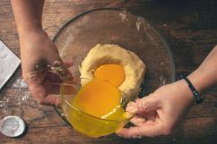 Au tour des jaunes d'œufs d'entrer dans la ronde !