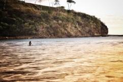 Session surf au Nicaragua