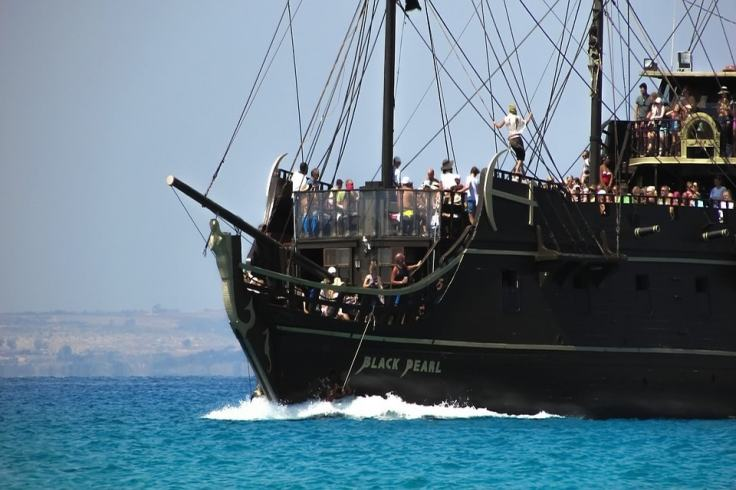 Le Black Pearl, le navire fétiche de Jack Sparrow