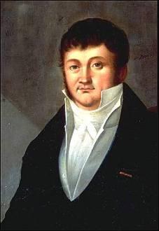 Portrait du capitaine Robert Surcouf