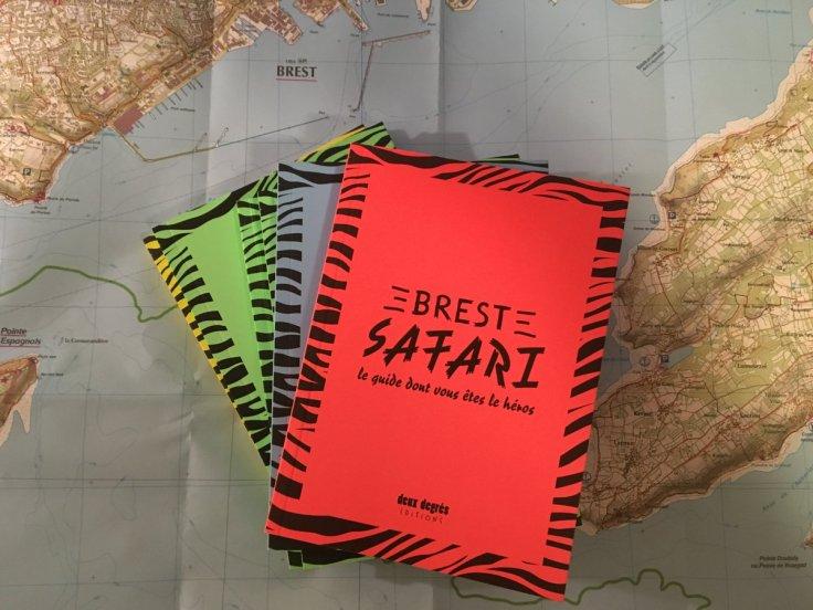 Couverture Brest Safari