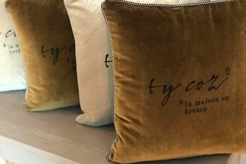 TY COZ propose le confort grâce à ces coussins !
