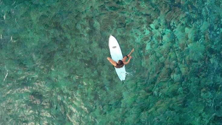 Surftrip Océan Pacifique Siargao Philippines