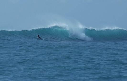 Bretons du monde Surftrip Océan Pacifique Siargao Philippines