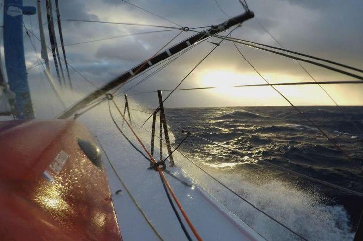 La mer est la meilleure coéquipière pour apprendre à se connaître