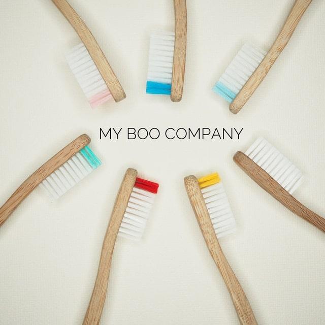 My Boo Company est une marque éco-responsable qui s'est lancée dans la fabrication de brosses à dents en bambou