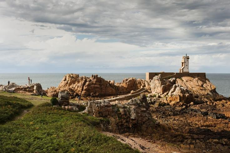 Se promener au phare du Paon