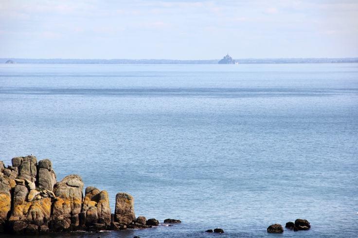 Vacances dans la baie du Mont st Michel