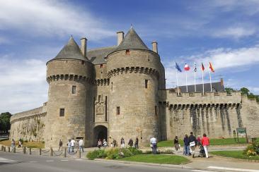 Visiter la cité médiévale de Guérande